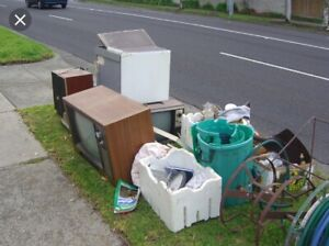 GARBAGE AND JUNK REMOVAL!