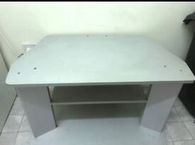 Silver/ Grey TV stand FREE