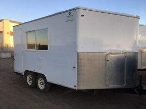 2013 Office Trailer For Rent Or Sale