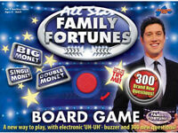 Family Fortunes Boardgame