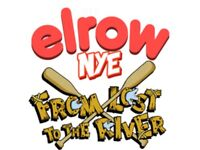 Elrow NYE - From lost to the river ticket