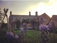 Looking for full- or part-time experienced housekeeper near Chipping Norton