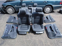 Mercedes w212 leather heated memory seats. Breaking and spares