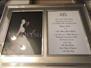 Vera Wang Wedgewood picture frame NEW
