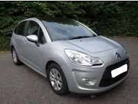2010 Citroen C3 1.4 VTR+ HDi 5dr • Diesel • Panoramic Glass Roof • Alloys • LOW MILES!
