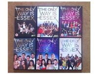 THE ONLY WAY IS ESSEX DVD BUNDLE