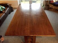 Mango Dining table with chairs