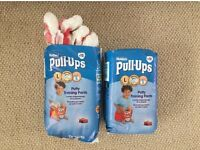 Huggies Pull-Ups size Large 2 packs