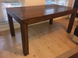 NEXT Homeware Dining Table w/ 4 chairs