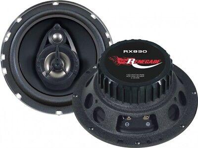 Renegade RX-830  200mm 3-Wege System Lautsprecher   NEU