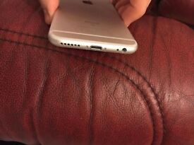 iPhone 6s 64 GB Silver Immaculate Condition