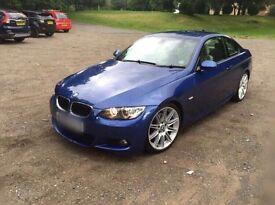 BMW 3 series MSPORT E92 coupe