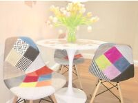 Eames inspired dining chairs SW7
