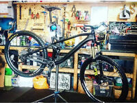Canyon Spectral Custom Build gravity enduro all mountain trail mountain bike - medium