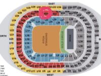 EMINEM CONCERT TICKETS x2 - Seated!