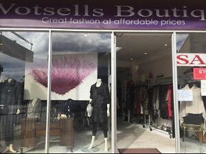 Retail clothing shop for sale Meadowbank Ryde Area Preview