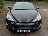 Peugeot RCZ HDI GT immaculate 25000 miles