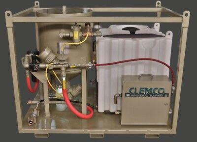 Clemco 28434 Wet Blast Flex Base Unit Free Shipping