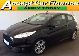Ford Fiesta 1.6 ( 182ps ) EcoBoost FROM £51 PER WEEK.