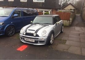 FOR SALE Mini Cooper 2002 John Cooper Works