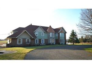 2392 ROUTE 106 - BOUNDARY CREEK, NB! 5 ACRES WITH WATER VIEWS!
