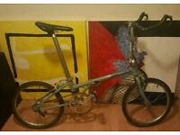 Dahon Folding Bike - Light and London Bus and Tube Friendly. High End Upgrades