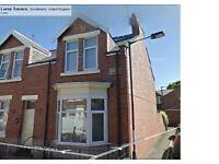 Fantastic 4 bedroom terrace property situated in Lorne Terrace, Ashbrooke, Sunderland