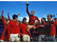Football World Cup 1966 (In Colour) DVD Box Set Includes 500 Goals 6 DVD's New & Sealed
