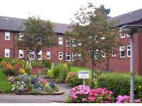 Brook Villas Alsager aged over 60 or 55 with DLA or PIP