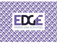 Edge Activities - School Holiday Activity Clubs (for children of all ages)