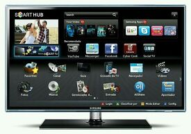 "SAMSUNG 37"" LED Smart 3D tv wifi built USB MEDIA PLAYER HD FREEVIEW full hd 1080p ."