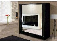 ✢ ✣SLIDING MIRRORED BERLIN WARDROBES IN ALL SIZES & COLORS✢ ✣CALL NOW