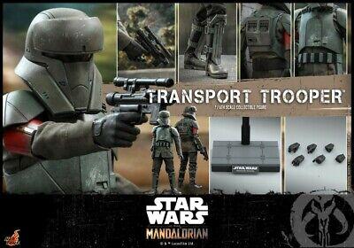 Presale HotToys 1/6 TMS030 Transport Trooper The Mandalorian 12'' Figure Set Toy