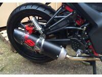 DEP Pipes DEP KSR GRS125 Full Sports Race System KSR GRS 125cc Complete Kit