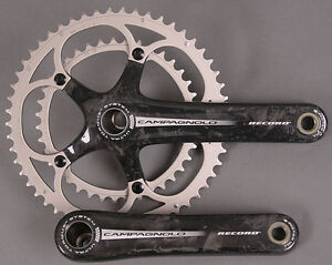 Campagnolo-Record-Crankset-10-Speed-Ultra-Torque-175mm-39-53-Chainrings