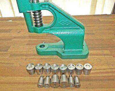 Druckknopfwerkzeug für Handpresse PN - 14 WERKZEUGE