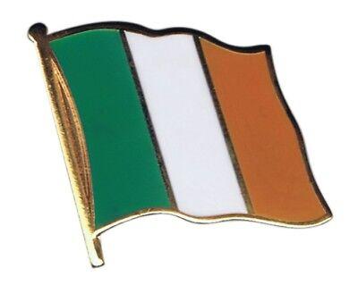 ahnen Pins Fahnenpin Flaggenpin Anstecker (Irland-flaggen)
