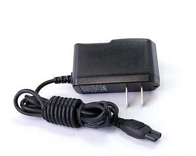 AC Adaptador Recambio Para Philips Norelco 7775X 7140XL 7240XL Eléctrico Afeitar