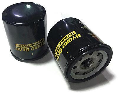 Pack of 2 Genuine OEM Hydro Gear 52114 Transmission Filter 109-3321