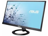 Boxed ASUS VX229H IPS Monitor 21.5'' FHD 1920x1080 Ultra-low Blue Light Frameless Flicker free