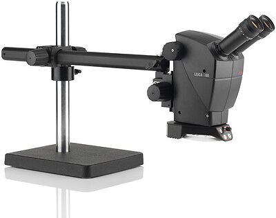 Leica A60 S Stereo Microscope On Boom Stand - Brand New