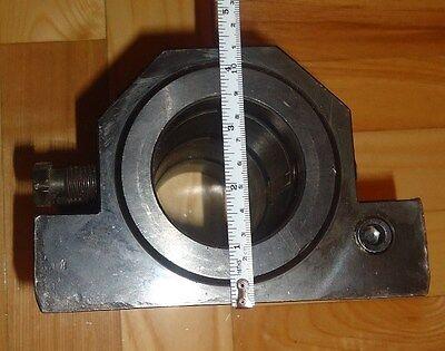 Cnc Turret Lathe Block Tool Holder 2.5 Inch Shank 6.5 Inch X 9.25 Inch Base
