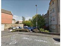 Parking permit for capark in Dalry, Edinburgh (near Haymarket Station)