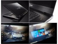 CAN DELIVER fast fully working laptop famous brand SONY VAIO, bigger 17inch screen, Win10, Office