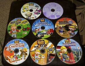 Cartoon DVD's for boys