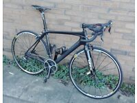 Ribble R872 Frameset , full carbon and excellent condition - *Frame Only*