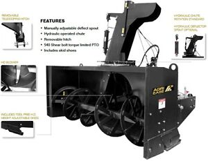 "Tractor 3PH Snow Blowers 50""-100"", ***Pre-season Deals***"