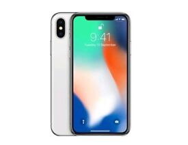 iPhone X Space Grey 64GB