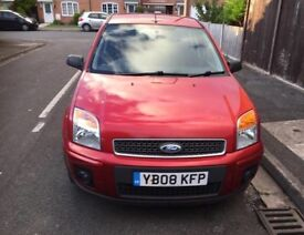2008 Ford Fusion DIESEL full mot and history £30 tax