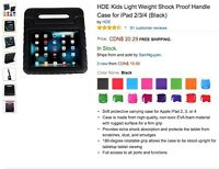 Kids iPad carrying case